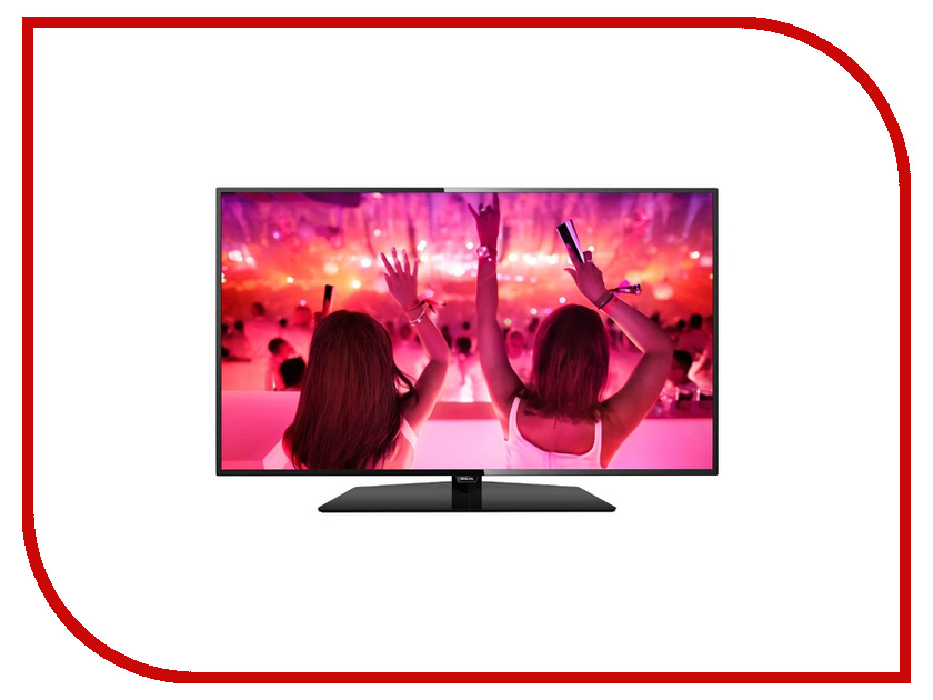 Телевизор Philips 43PFT5301/60 телевизор philips 55put6101 60 черный
