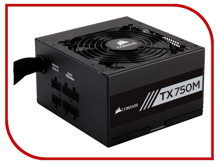 Блок питания Corsair TX750M 750W CP-9020131EU цены онлайн
