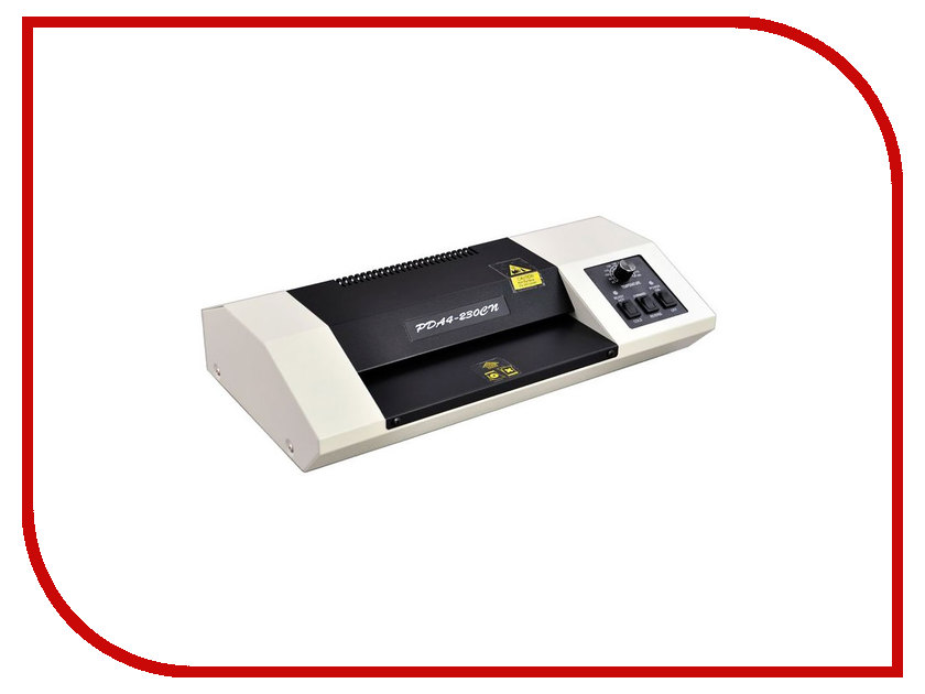 Ламинатор Bulros PDA4-230CN ламинатор bulros fgk120
