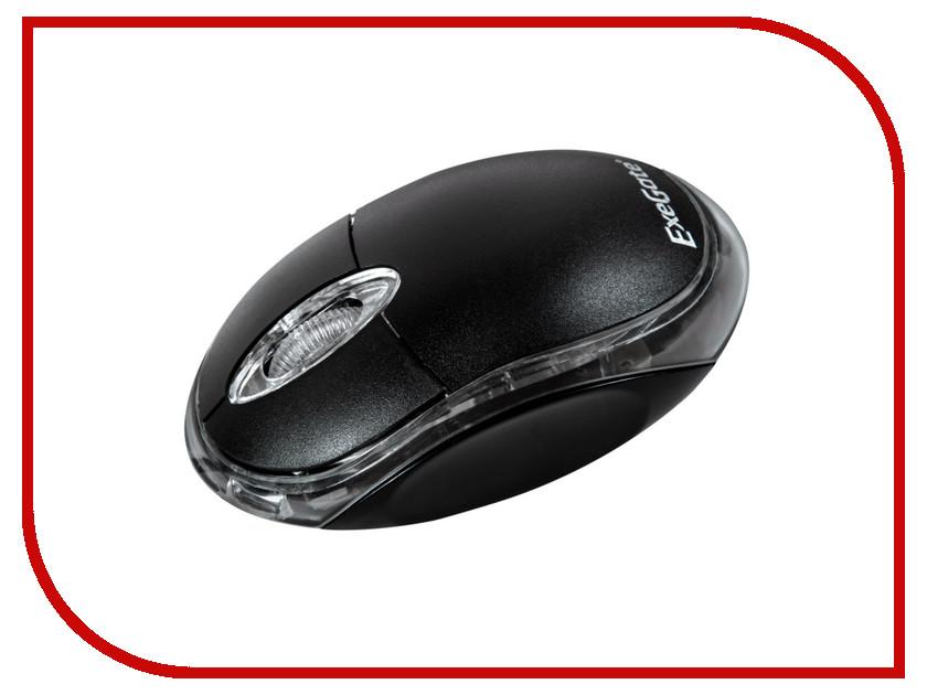 Мышь ExeGate SH-9024 Black 258064