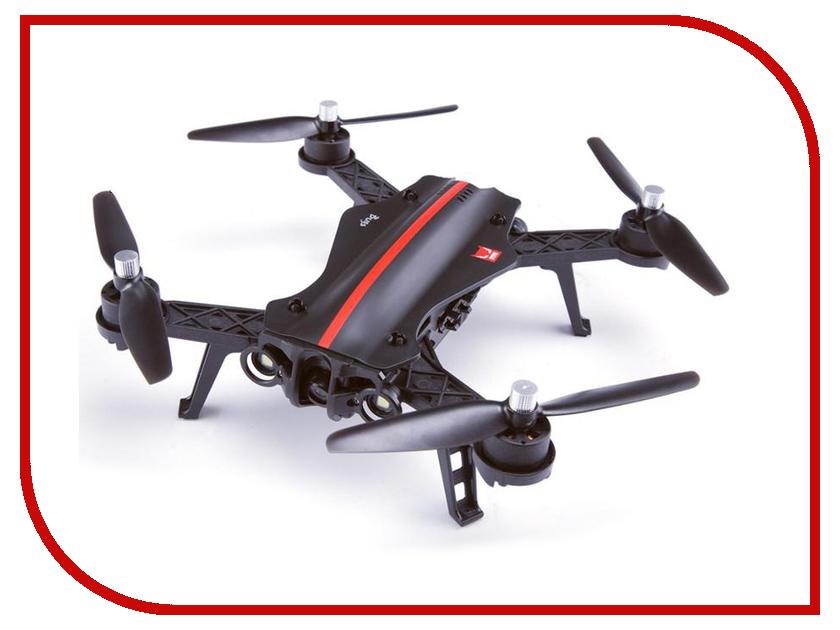 Квадрокоптер MJX Bugs-8 Black аккумуляторы для цифровых фото и видео камер casio np 80 np80 zs150 zs6 n1 zs100 n20 je10