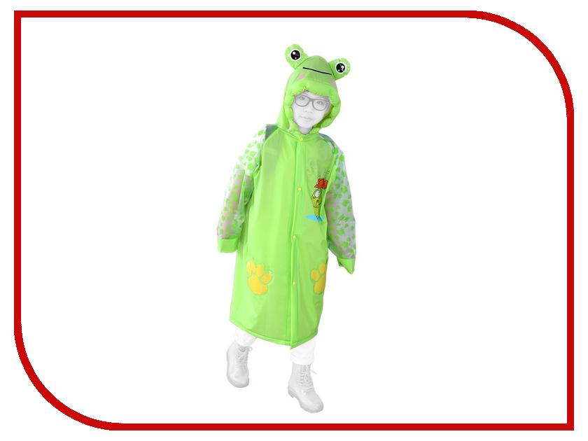 Плащ-дождевик Megamind M5870 Little Sweet р.M Green плащ дождевик megamind m5870 little sweet р l green
