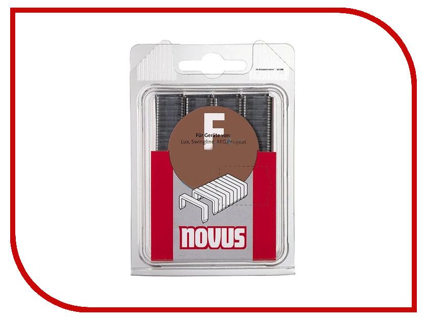 Скобы Novus NTF/6 960шт 042-0379 цена и фото