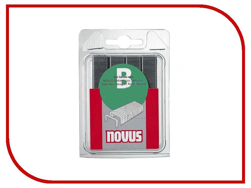 Скобы Novus NT/12S 800шт 042-0365 скобы novus 4 28 2000шт 042 0724