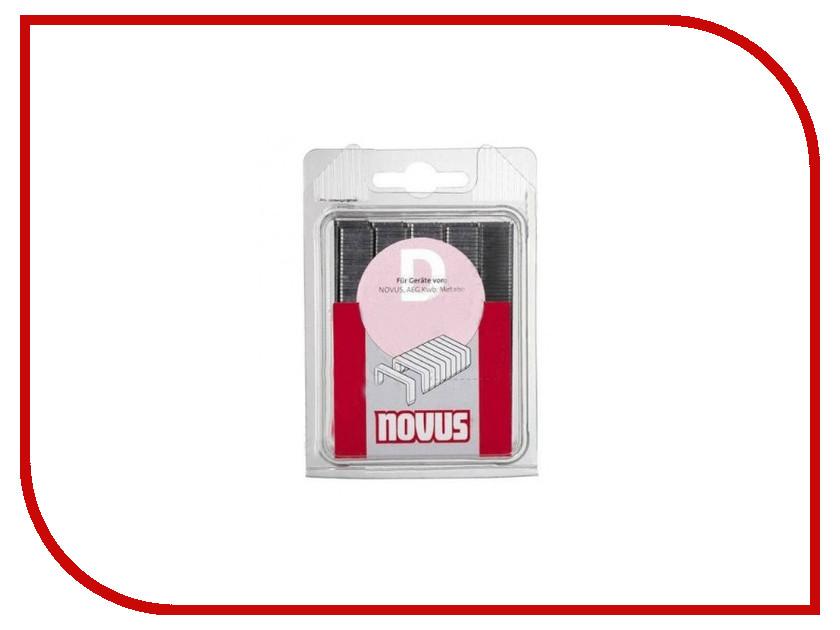 Скобы Novus 53F/10 600шт 042-0376 скобы novus 4 18 1100шт 042 0391
