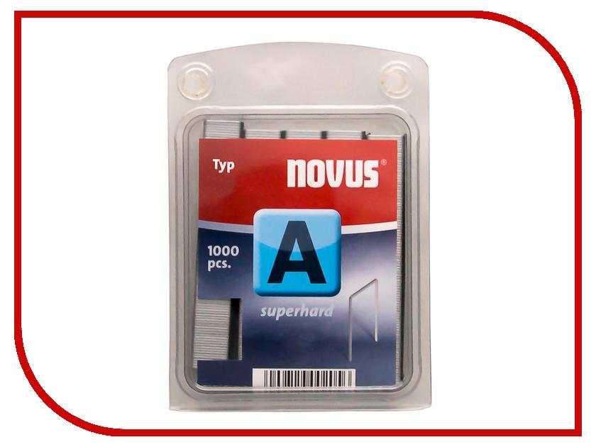 Скобы Novus 4/18V2A 1100шт 042-0459 - фото 3