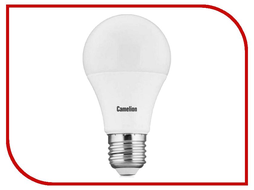 Лампочка Camelion 11W 220V E27 LED11-A60/865/E27 лампочка экономка a60 14w e27 230v 4500k ecol14wa60230ve2745