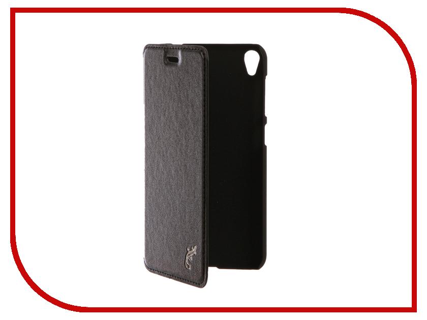 Аксессуар Чехол ASUS ZenFone Live ZB501KL G-case Slim Premium Black GG-801