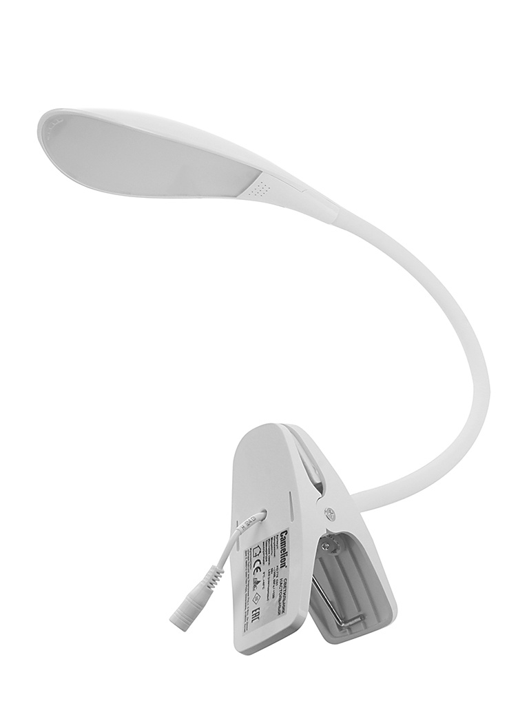 Настольная лампа Camelion KD-776 C01 White цена