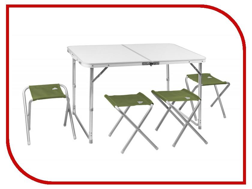 Набор складной мебели Trek Planet Event Set 95 Green 70667