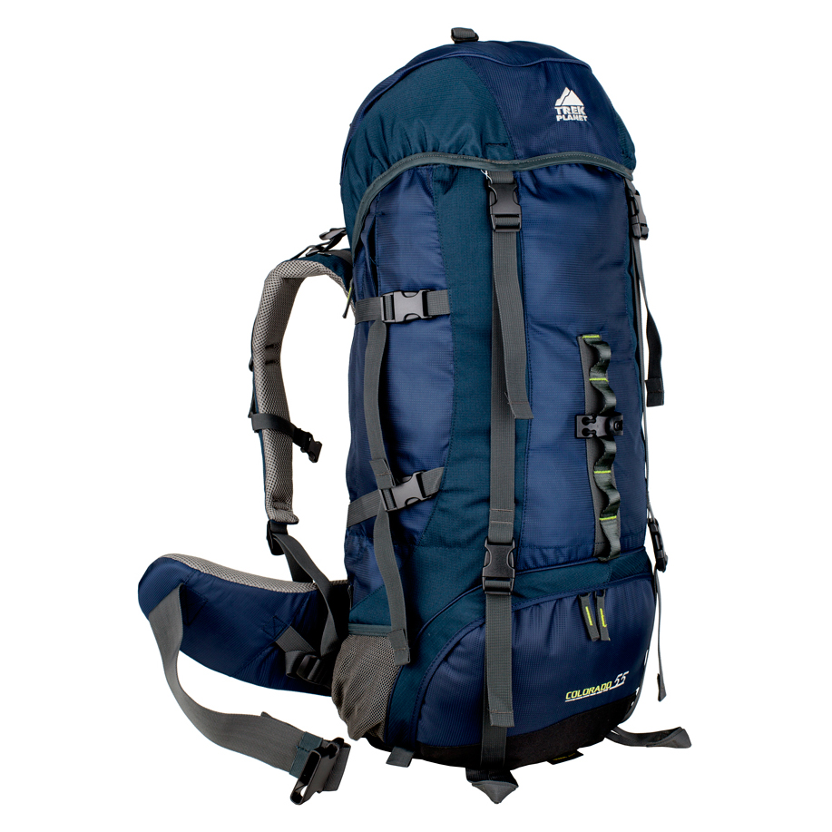 Рюкзак Trek Planet Colorado 55 Blue-Dark-Blue 70551 цена и фото