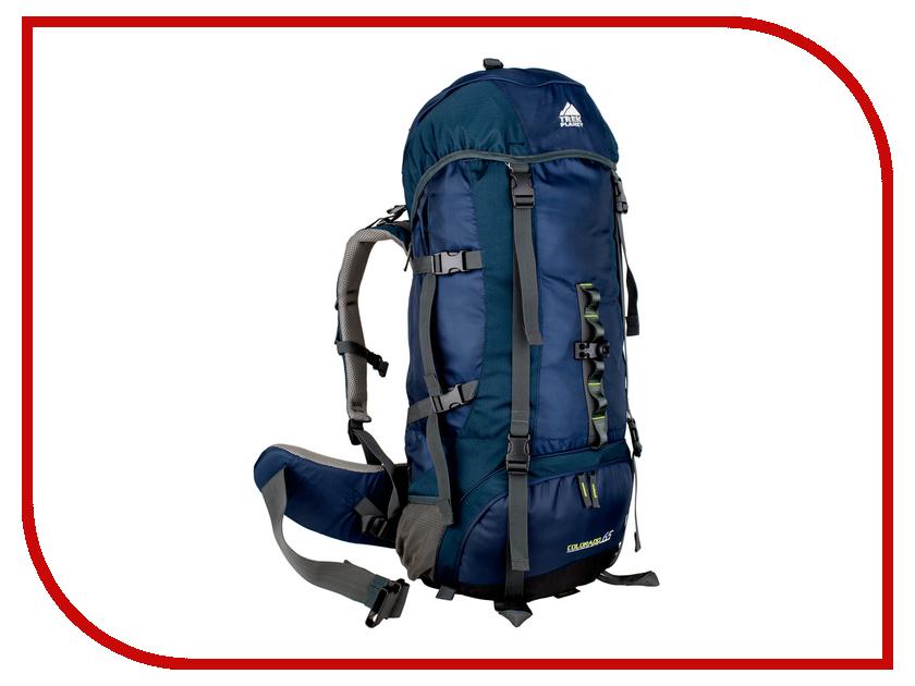 Рюкзак Trek Planet Colorado 65 Blue-Dark-Blue 70552 стоимость