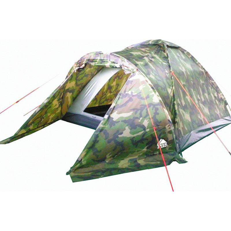 купить Палатка Trek Planet Forester 2 Camouflage 70135 по цене 3012 рублей