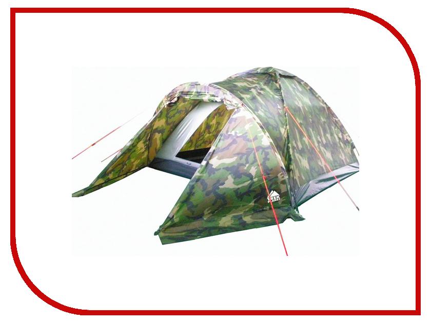 Палатка Trek Planet Forester 4 Camouflage 70137