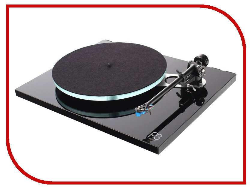 Проигрыватель виниловых дисков Rega Planar 3 Elys 2 Black виниловый проигрыватель rega rp8 black apheta 2