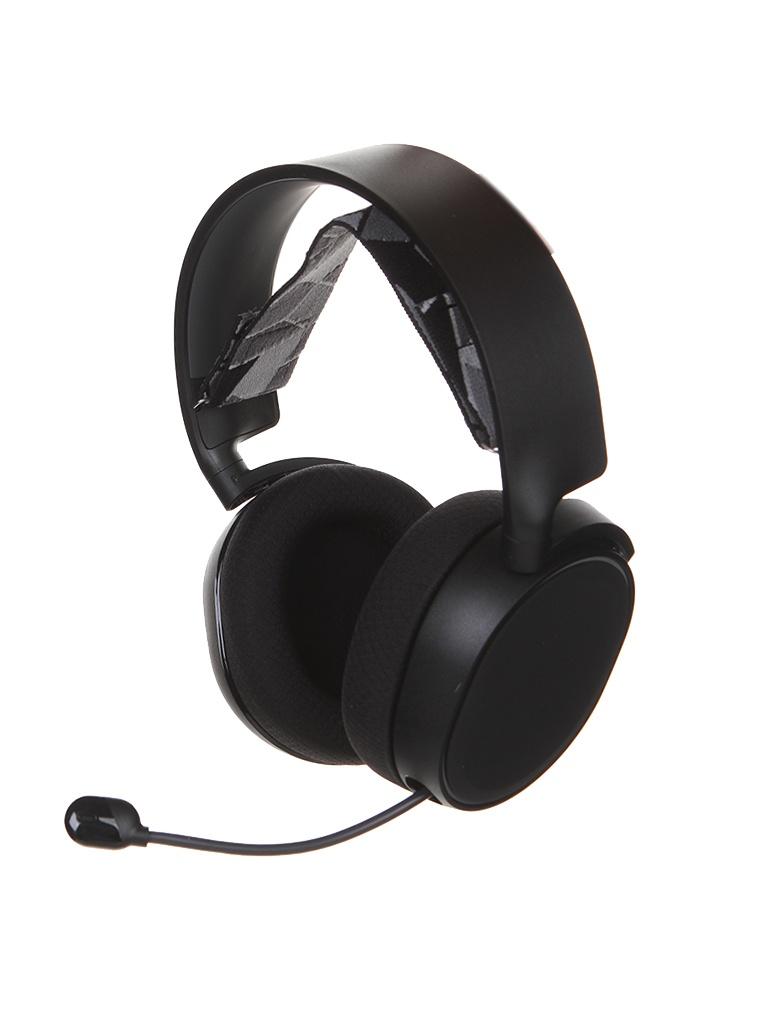 Наушники SteelSeries Arctis 3 Black