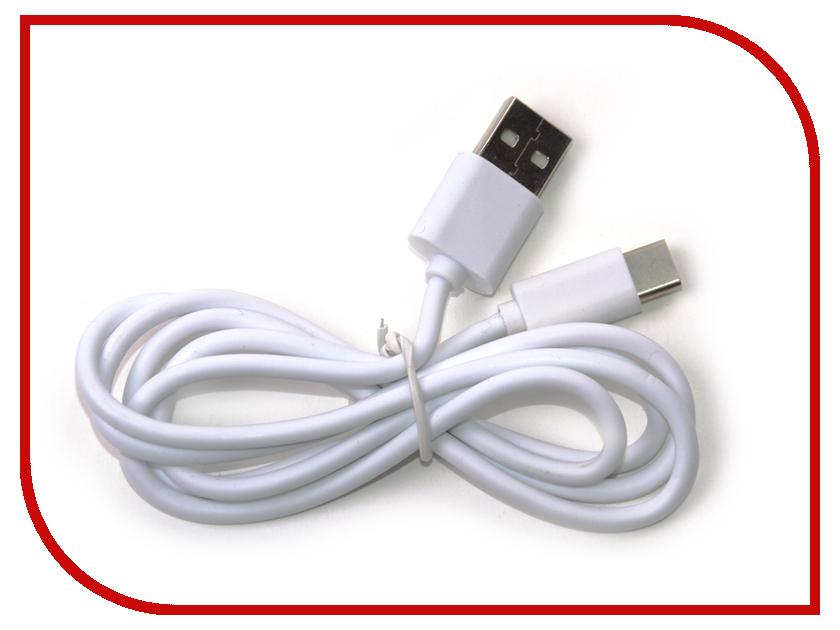 Аксессуар OLTO USB Type-C - USB White ACCZ-7015 автомобильные зарядные устройства olto автомобильное зарядное устройство olto cch 2100
