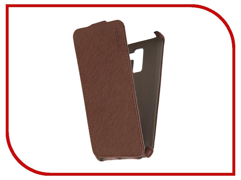 Аксессуар Чехол Huawei Honor 7 Snoogy иск. кожа Brown SN-honor7-BRN-LTH аксессуар чехол snoogy для apple ipad mini 2 иск кожа brown sn ipad mini2 brn lth