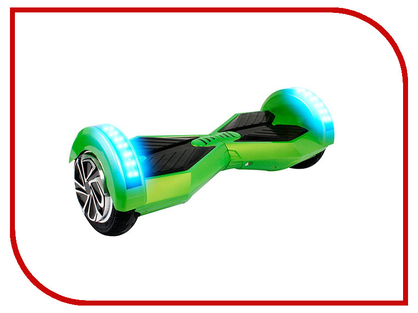 Гироскутер Vip Toys E15 Green