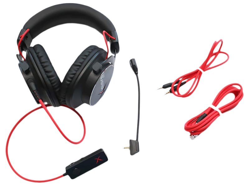 Наушники Creative Sound BlasterX H7 Tournament Edition 70GH033000001