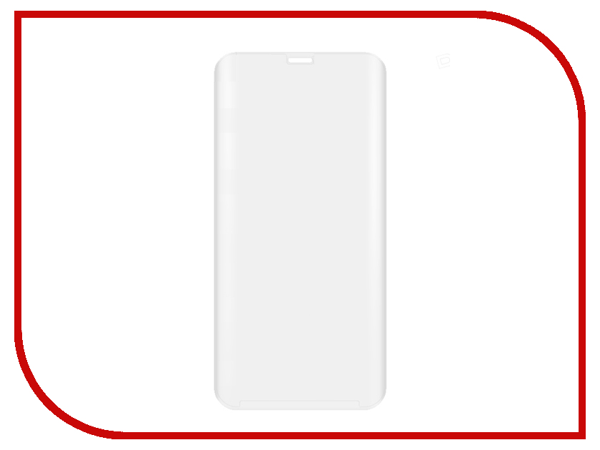 Аксессуар Защитное стекло для Samsung Galaxy S8 Krutoff Group 3D Full clear 20208 аксессуар защитное стекло samsung galaxy a7 2017 sm a720f krutoff group 3d white 20242