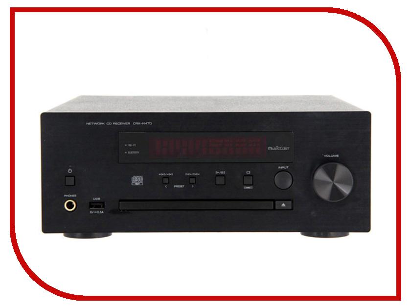 CD-проигрыватель Yamaha CRX-N470 Black аксессуар carax tpms crx 1003