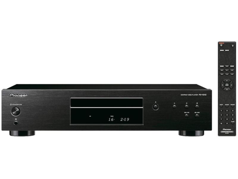 CD-проигрыватель Pioneer PD-10AE Black