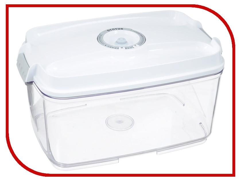 Вакуумный контейнер Status VAC-REC-45 White вакуумный контейнер status vac rec 45