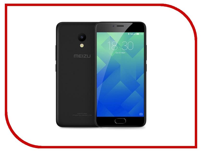 Сотовый телефон Meizu M5S 16Gb Grey-Black сотовый телефон meizu pro 7 64gb black