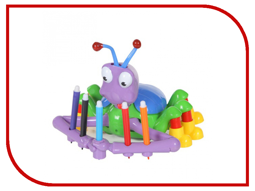 Игрушка Bairun Муравей-художник Y412166 игрушка bairun корабль y13436001