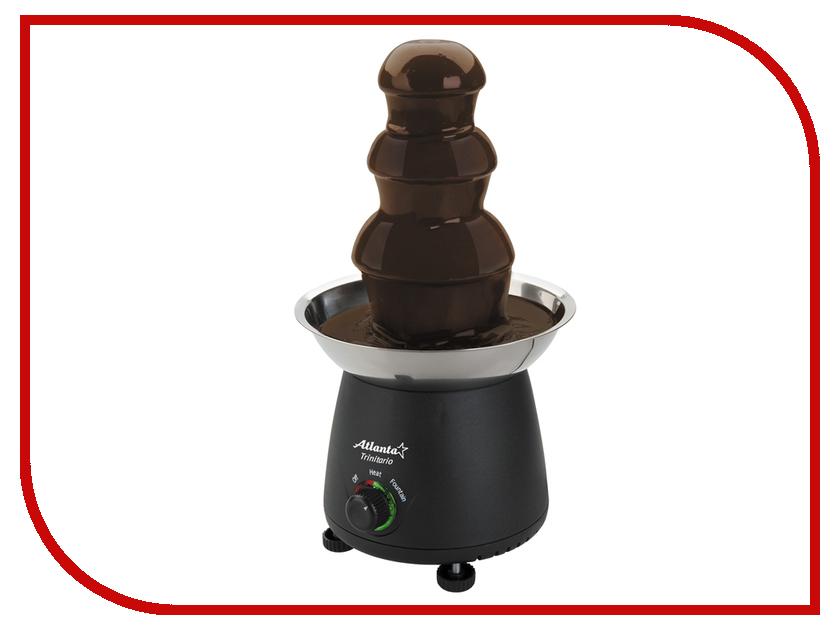 Шоколадный фонтан Atlanta ATH-1501 купить шоколадный фонтан в самаре