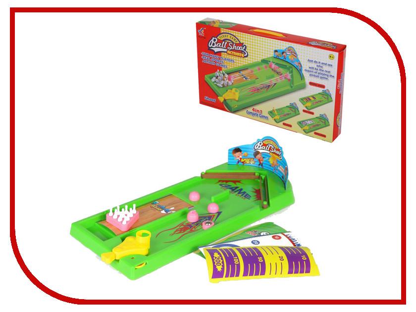 Настольная игра DiHong Боулинг Керлинг Гольф Y3037067 настольная игра dihong стрельба по мишеням y3037088