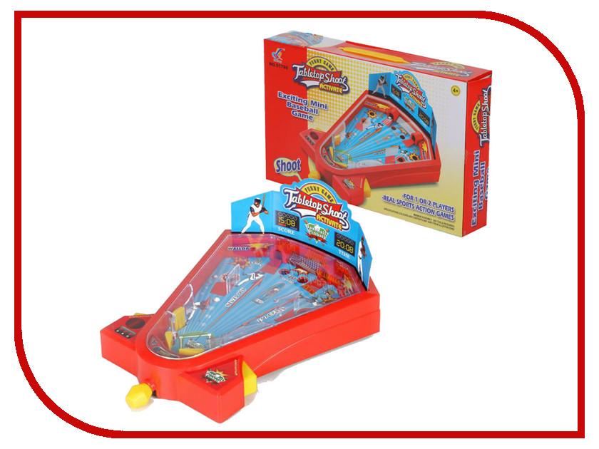 Настольная игра DiHong Минибейсбол Y3037066 настольные игры yako игра настольная минибейсбол