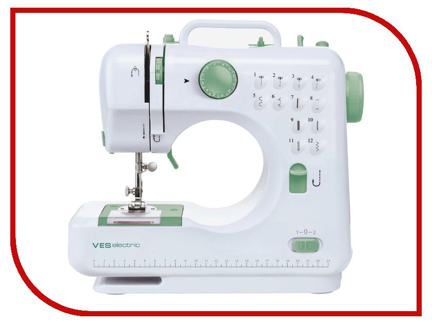 Швейная машинка VES 505-W швейная машинка astralux 7350 pro series вышивальный блок ems700