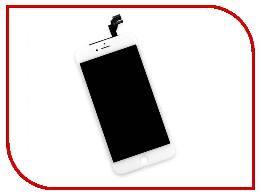Дисплей Monitor LCD for iPhone 6S Plus White