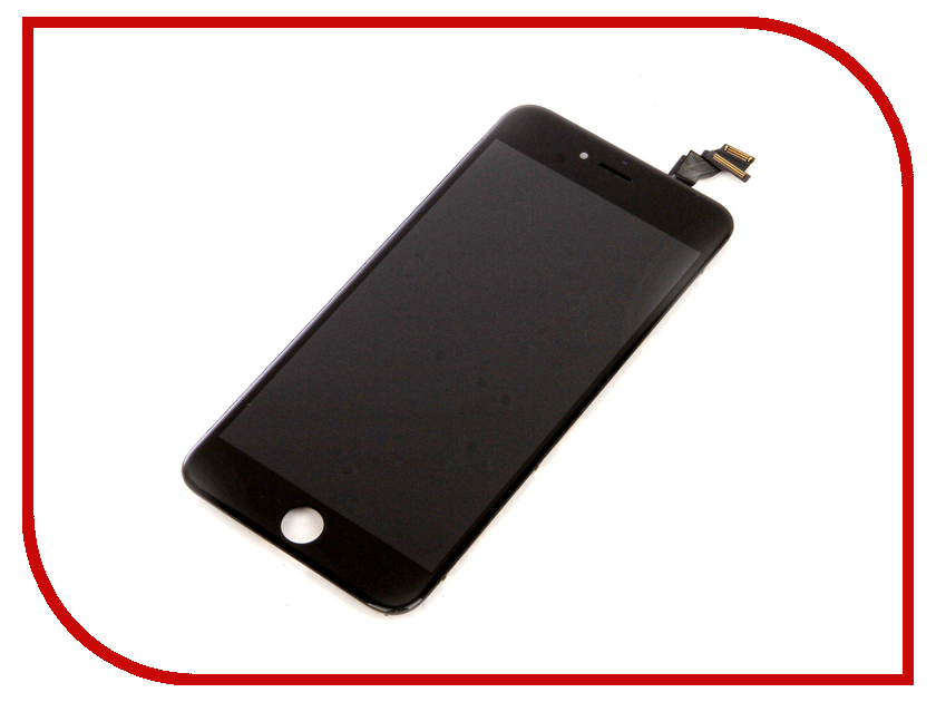 Дисплей Monitor LCD for iPhone 6 Plus Black