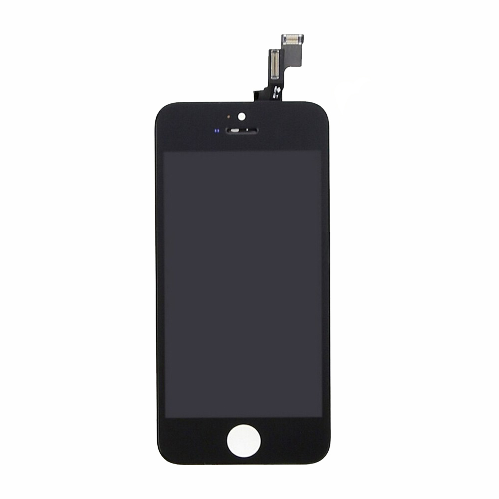 Дисплей Monitor LCD for iPhone 5C Black дисплей monitor lcd for iphone 5s white