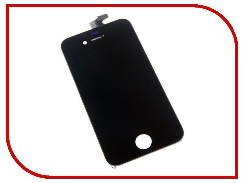 Дисплей Monitor LCD for iPhone 4 Black