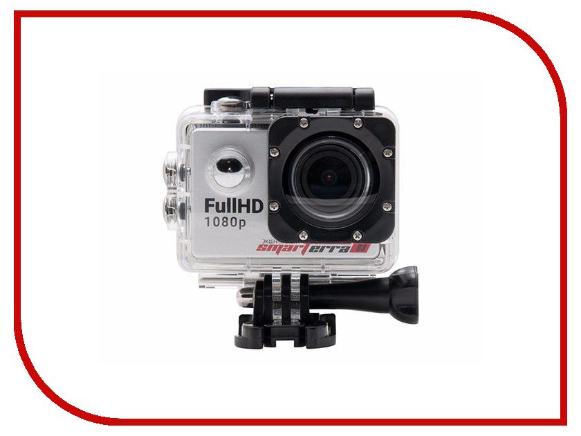 Экшн-камера Smarterra B8 Silver BSB8SL экшн камера smarterra w4 желтый spw40616