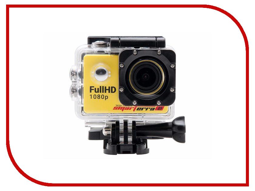 Экшн-камера Smarterra B9 Yellow BSB9YL экшн камера smarterra w4 желтый