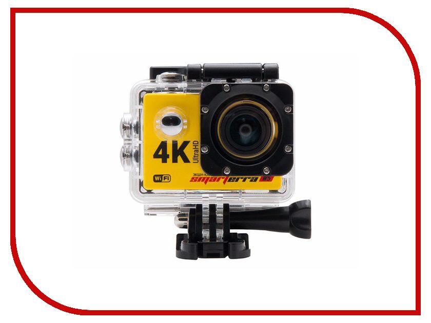 все цены на Экшн-камера Smarterra W5 + пульт ДУ Black BSW5PBL онлайн