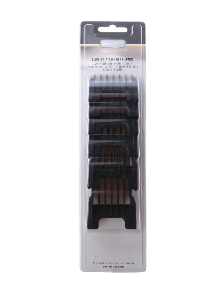Комплект насадок Moser 1881-7170 Attachment Comb Set