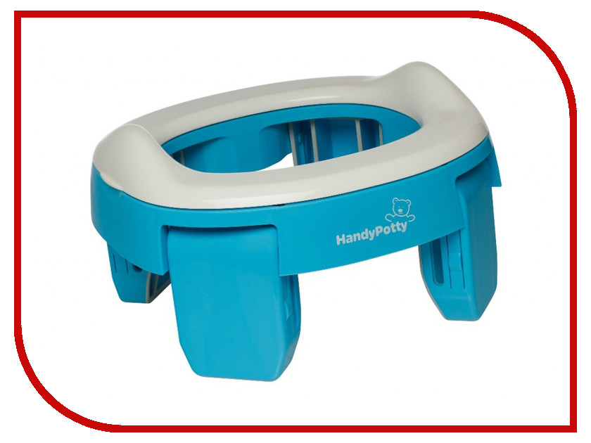 Горшок Roxy-Kids HandyPotty Blue HP-250B цена и фото