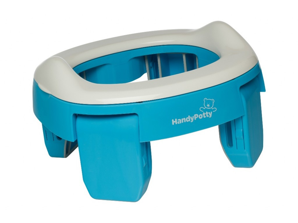 Горшок Roxy-Kids HandyPotty Blue HP-250B вьетнамки женские roxy tahiti v blue surf