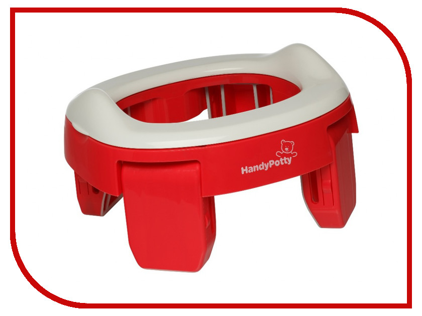 Горшок Roxy-Kids HandyPotty Coral HP-250R цена и фото