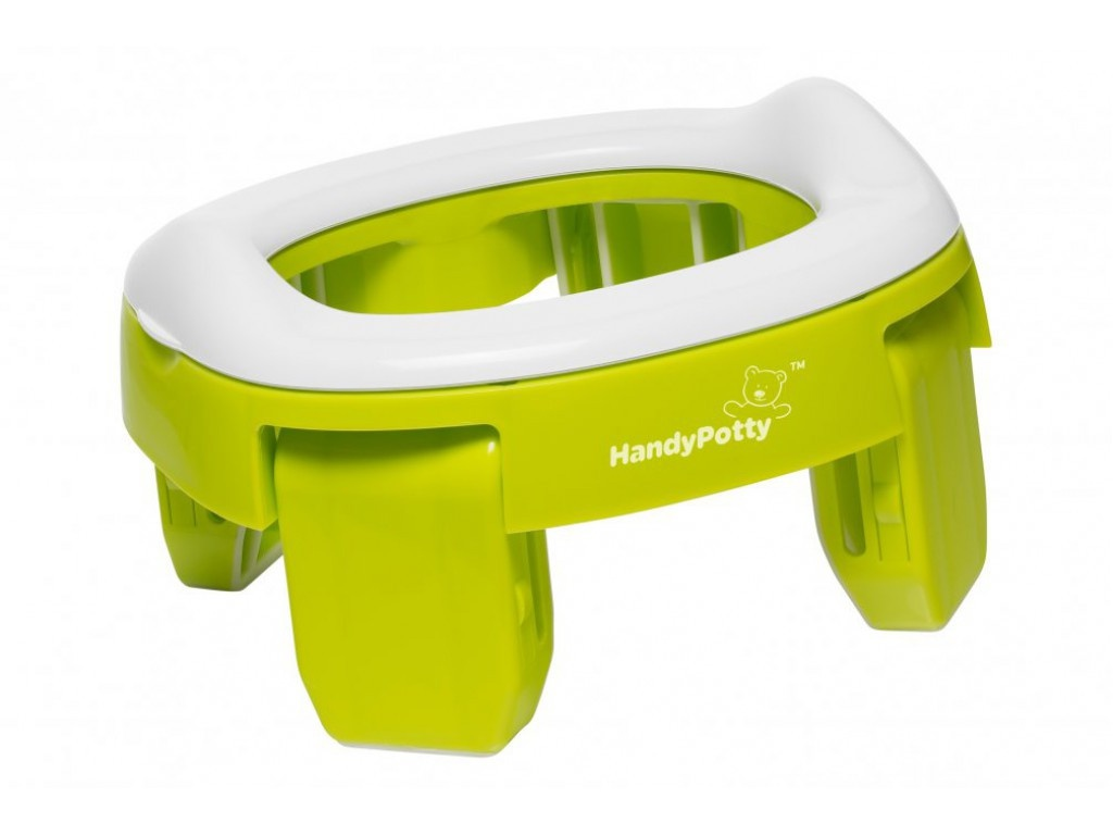 Горшок Roxy-Kids HandyPotty Lime HP-250GR