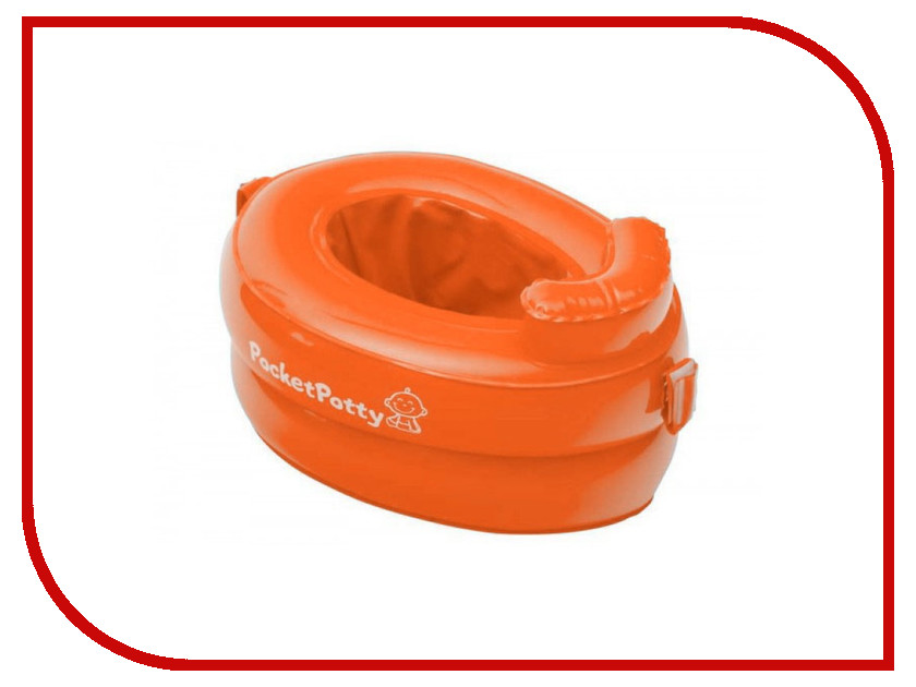 Горшок Roxy-Kids PocketPotty Orange PP-3102R