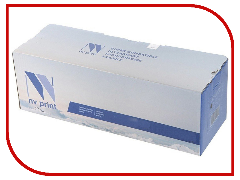 Картридж NV Print CF411A Cyan для HP LaserJet Color Pro M377dw/M452nw/M452dn/M477fdn/M477fdw/M477fnw картридж nv print q7516a для hp lj 5200 5200dtn 5200l 5200tn 5200n 5200lx
