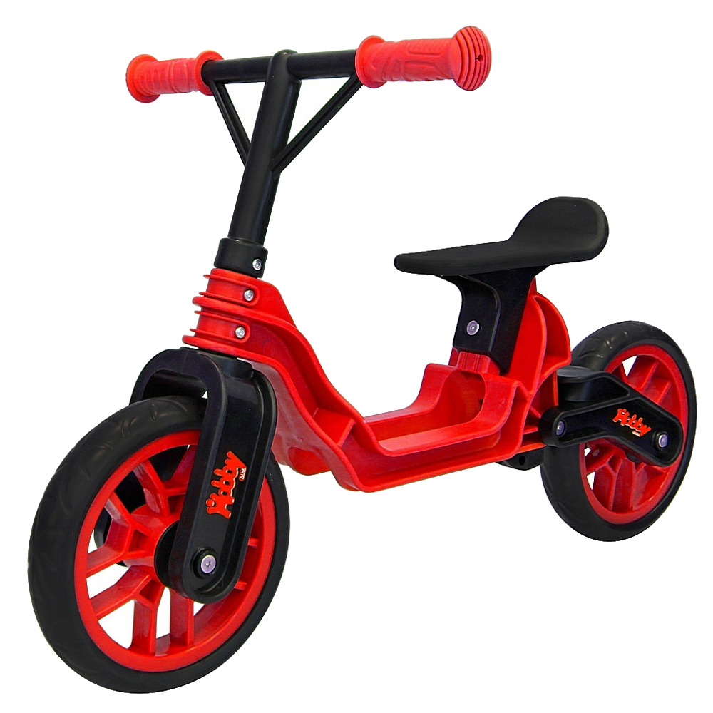 Фото - Беговел RT Hobby-bike Magestic Red-Black ОР503 беговел rt ор503 hobby bike magestic yellow black