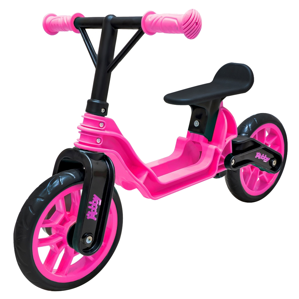Беговел RT Hobby-bike Magestic Pink-Black ОР503